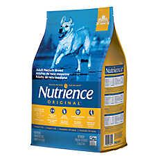 Nutrience® Original Medium Breed Adult Dog Food - Chicken Meal & Brown Rice