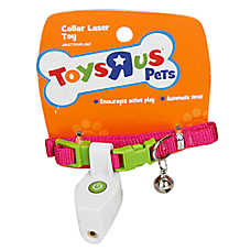 "Toys""R""Us® Cat Laser Collar Cat Toy"