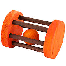 All Living Things® Barrel Roller Small Animal Toy
