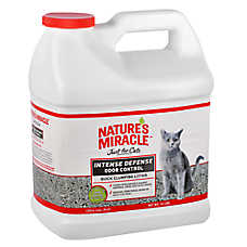 Nature's Miracle® Intense Defense Odor Control Quick Clumping Cat Litter