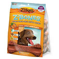 Zuke's® Z-Bones Dog Dental Chew