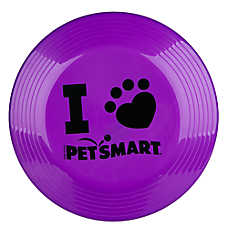Grreat Choice™ Pet Halloween I Heart PetSmart Flying Disc Dog Toy