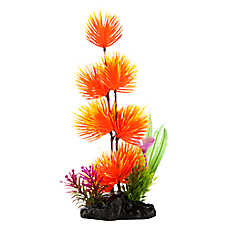 Top Fin® Orange Ball Aquarium Plant