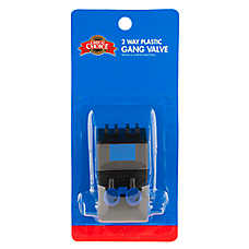 Grreat Choice® 2 Way Gang Valve
