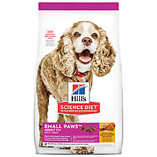 Hill's® Science Diet® Small & Toy Breed Senior Dog Food - Chicken Meal, Rice & Barley