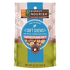 Simply Nourish® Greek Yogurt Chip Dog Treat