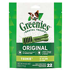 GREENIES® Teenie Dental Dog Treat