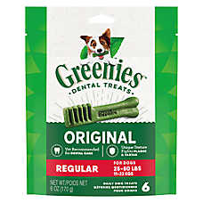 GREENiES® Original Smart-Treat Dog Treat