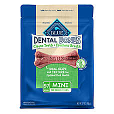 BLUE Bones® Mini Dental Dog Chew