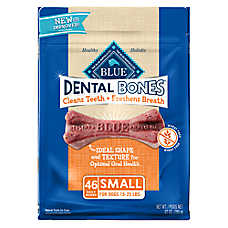 BLUE Bones® Small Dental Dog Chew