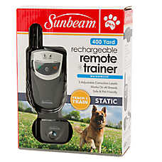 Sunbeam Remote Static Dog Trainer