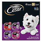 Cesar® Canine Cuisine Variety Pack Dog Food