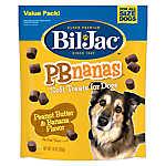Bil-Jac® PBnanas Peanut Butter & Banana Soft Dog Treat