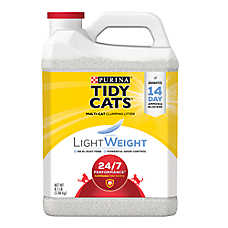Purina® TIDY CATS LightWeight Clumping Cat Litter