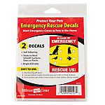 Hillman Emergency Rescue Decal