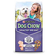 Purina® Dog Chow® Healthy Weight Adult Dog Food - Chicken