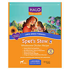 Spot's Stew Large Breed Adult Dog Food