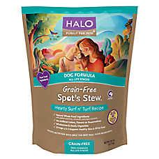 Spot's Stew Grain Free Dog Food