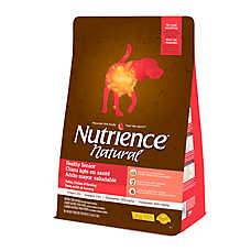Nutrience® Natural Healthy Senior Dog Food