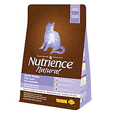 Nutrience® Natural Healthy Weight Adult Cat Food