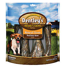 Dentley's™ Nature's Chew Femur Bone Dog Treat