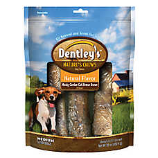 Dentley's™ Nature's Chew Meaty Center Cut Femur Bone Dog Treat