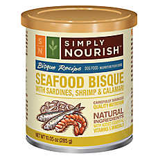 Simply Nourish® Bisque Recipe Dog Food