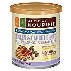 Simply Nourish® Bisque Recipe Dog Food