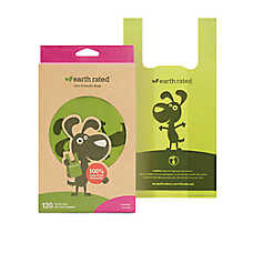 Earth Rated™ PoopBags Handle Dog Waste Bags