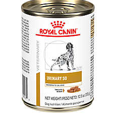 Royal Canin® Veterinary Diet Urinary SO Moderate Calorie Dog Food