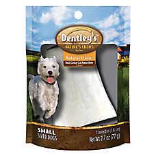 Dentley's® Nature's Chews Center Cut Dog Bone