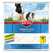 KAYTEE® Clean & Cozy Small Pet Bedding
