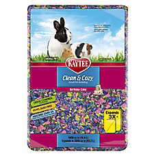 KAYTEE® Clean & Cozy Birthday Cake Small Pet Bedding