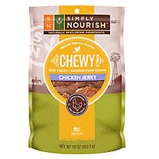 Simply Nourish® Jerky Dog Treat