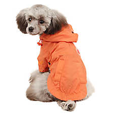 Puppia Windbreaker Dog Raincoat