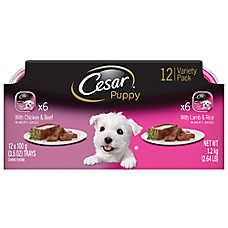 Cesar® Canine Cuisine Puppy Food