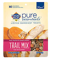 Nature's Recipe® Pure Essentials Trail Mix Dog Treat