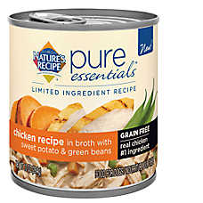 Nature's Recipe® Pure Essentials Dog Food