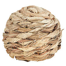 National Geographic™ Sisal Ball Small Animal Toy