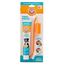 ARM & HAMMER™ Fresh Breath Pet Care Brush Set