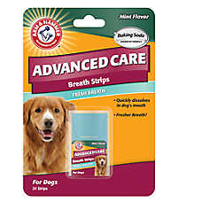 ARM & HAMMER™ Advanced Pet Care Breath Strips