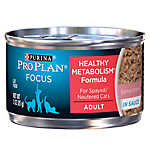 Purina® Pro Plan® Focus Healthy Metabolism Adult Cat Food