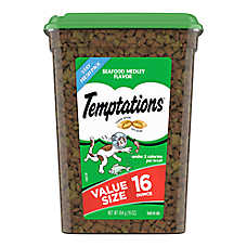 Tempations™ Cat Treat - Seafood Medley