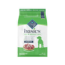 BLUE Basics® Limited Ingredient Grain Free Lamb & Potato Adult Dog Food