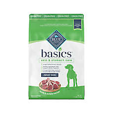 BLUE Basics® Limited Ingredient Grain Free Adult Dog Food - Lamb & Potato