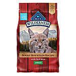 BLUE Wilderness® Rocky Mountain Recipe™ Grain Free Adult Cat Food