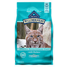 BLUE Wilderness® Grain Free Indoor Hairball Control Cat Food
