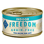 BLUE Freedom® Grain Free Fish Indoor Adult Cat Food