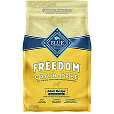 BLUE Freedom® Healthy Weight Adult Dog Food - Grain Free, Gluten Free, Chicken