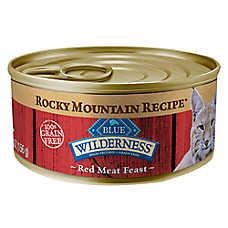 BLUE Wilderness™ Rocky Mountain Recipe Grain Free Cat Food